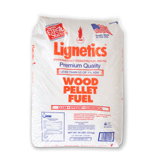 Lignetics Premium Wood Fuel Pellets