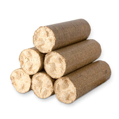 Pres-to-Logs Premium Pressed Wood Fire Logs