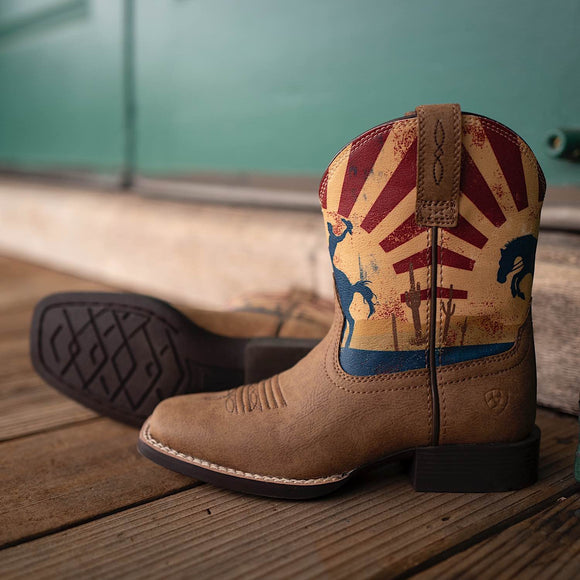 Ariat Boys Western Boots