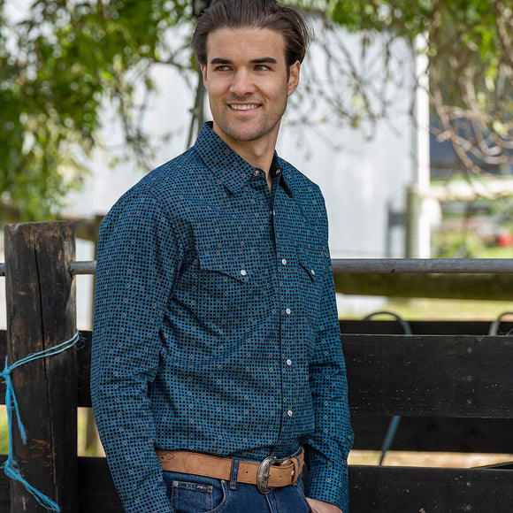 Pure Western Mens Shirts