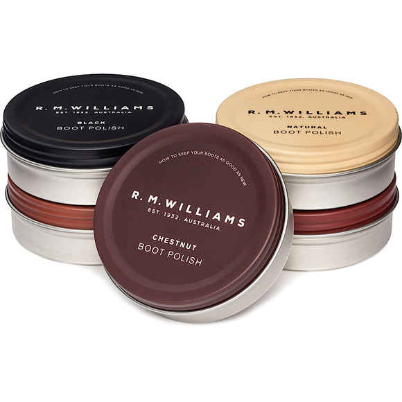 R.M.Williams Leather Care Products