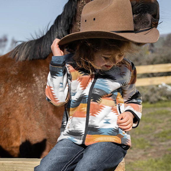 Pure Western Girls Jackets & Vests