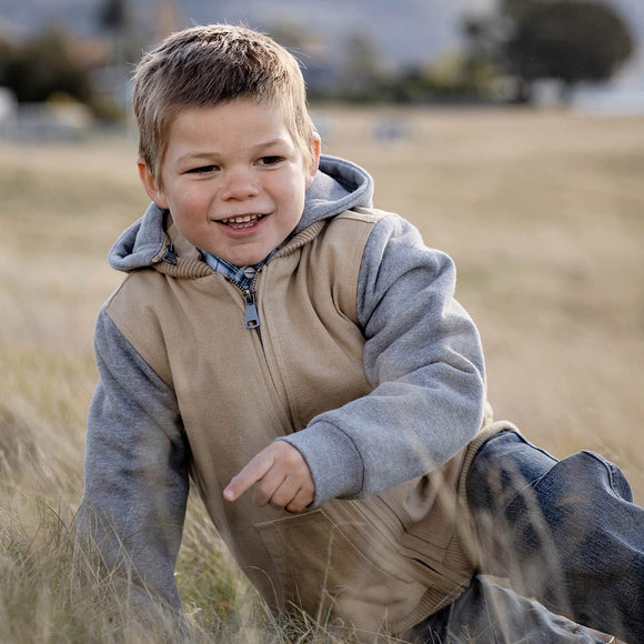 Pure Western Boys Jackets & Vests