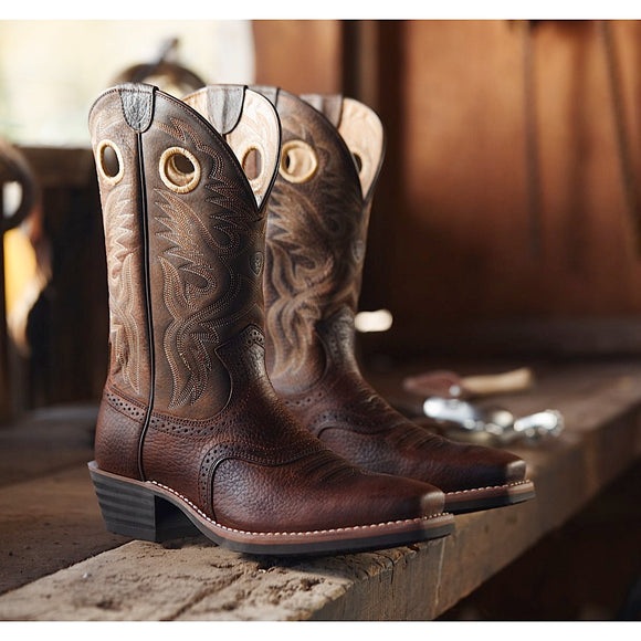 Ariat Clothing & Boots