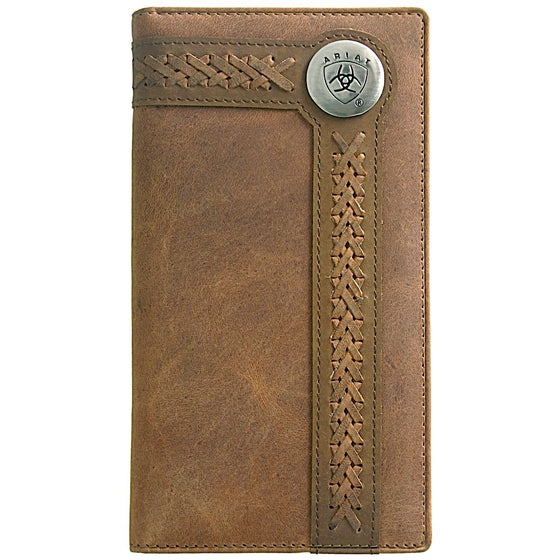 Rodeo Wallet- Chestnut