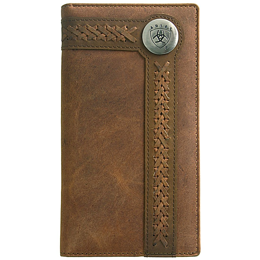 Rodeo Wallet- Chestnut WLT1102A