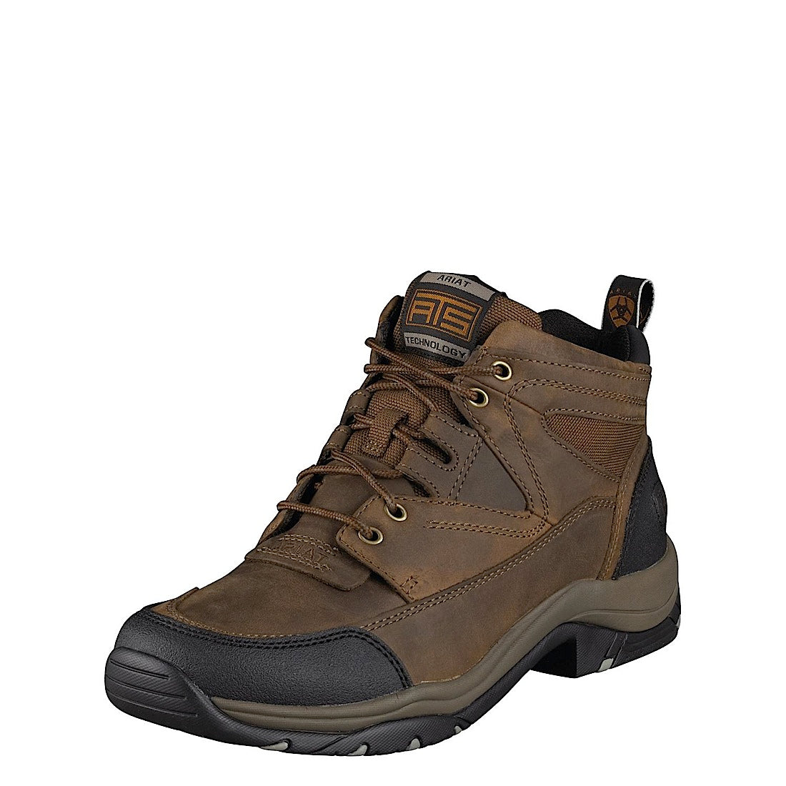Ariat Terrain Endurance H2O Brown Men's Riding Boots
