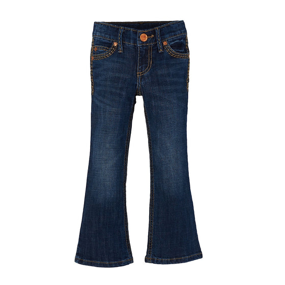 Wrangler Girls Retro Boot Cut Jean Denver
