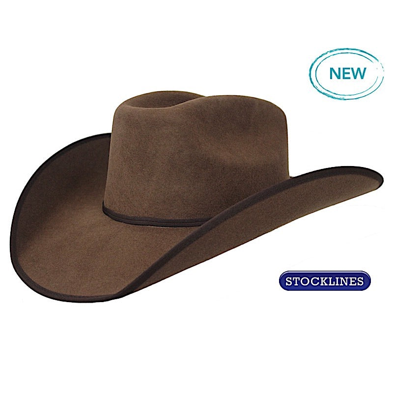 Wrangler Zion Hat, Brown - XCP1963HAT