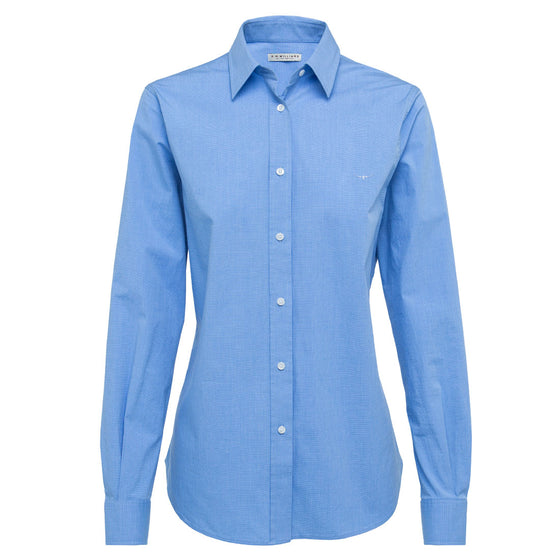 R.M Williams Nicole Shirt Light Blue Reg Fit
