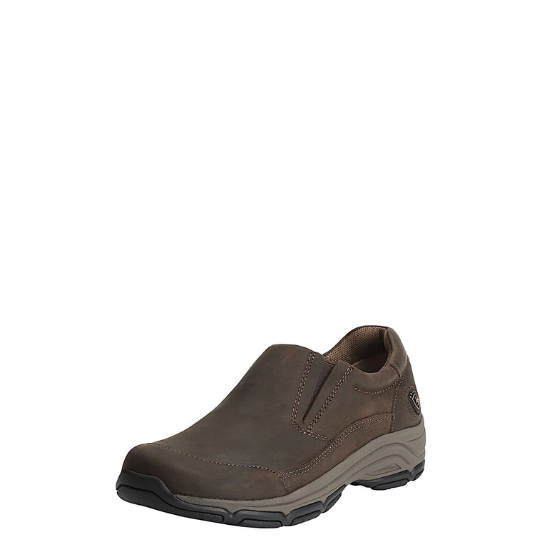 Ariat Women's Portland Distressed Brown