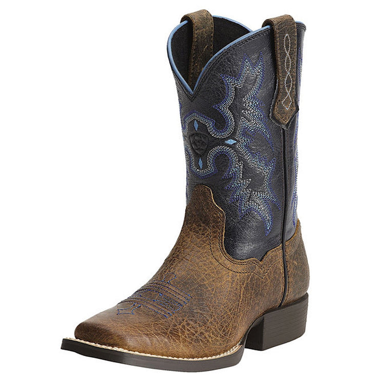 Ariat Kids Tombstone Earth/ Black
