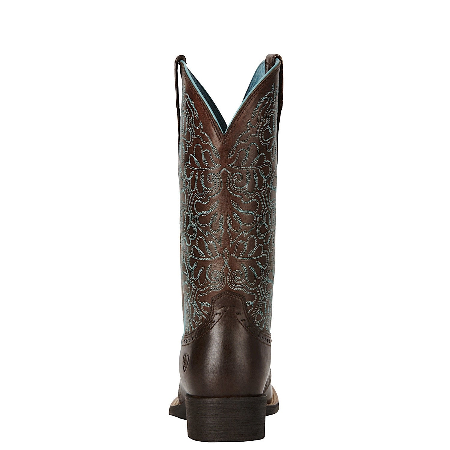 1bb78f5b91b Ariat Women's Round Up Remuda Western Boot Naturally Dark Brown