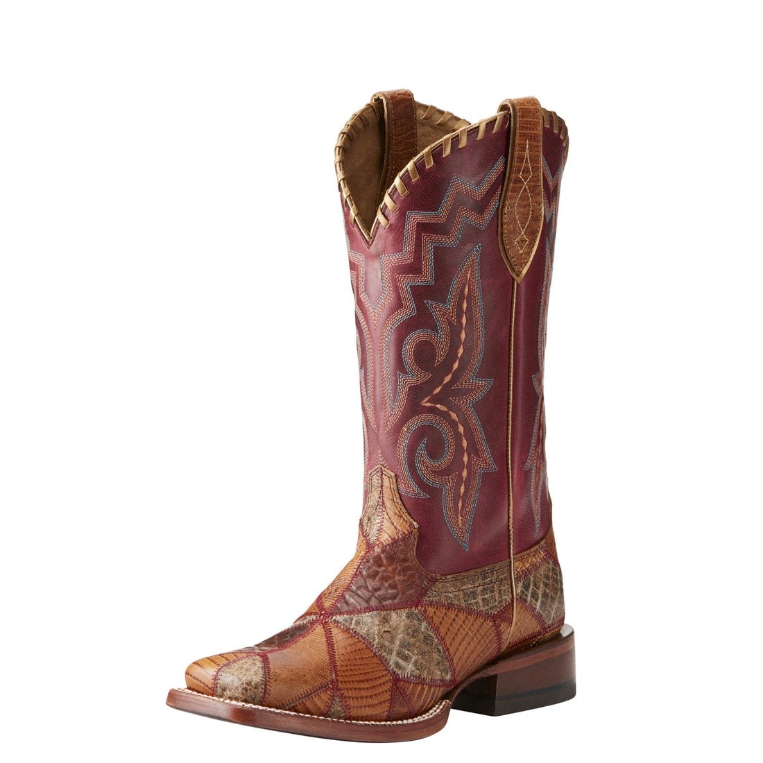 Ariat Womens Reese Shades of Exotics/Baton Rouge