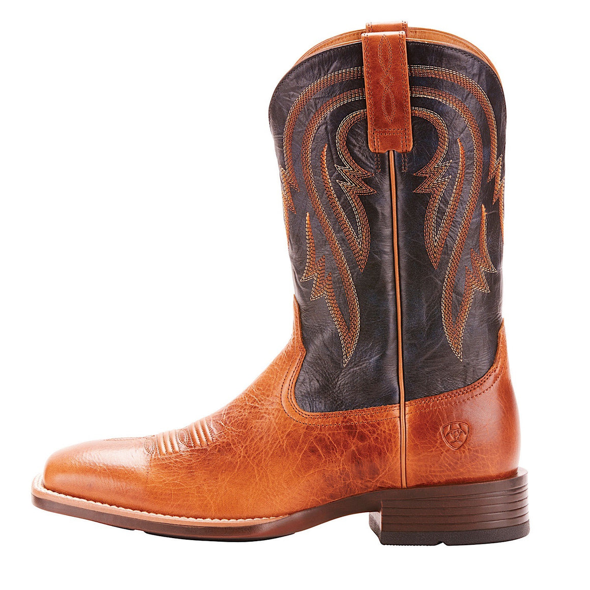 Ariat Mens Plano Gingersnap/Army Blue