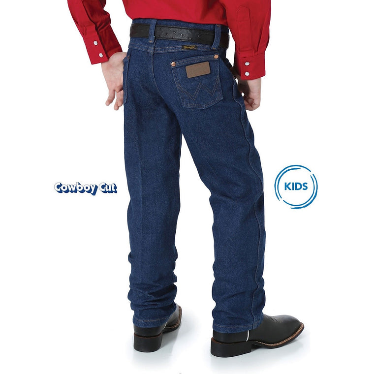 3cd62fb4 Boys Original ProRodeo Jean, Prewashed Indigo - 13MWZBPREG