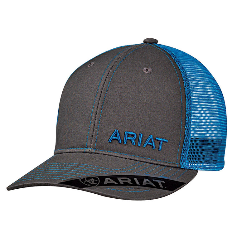 Ariat Mesh Cap Blue