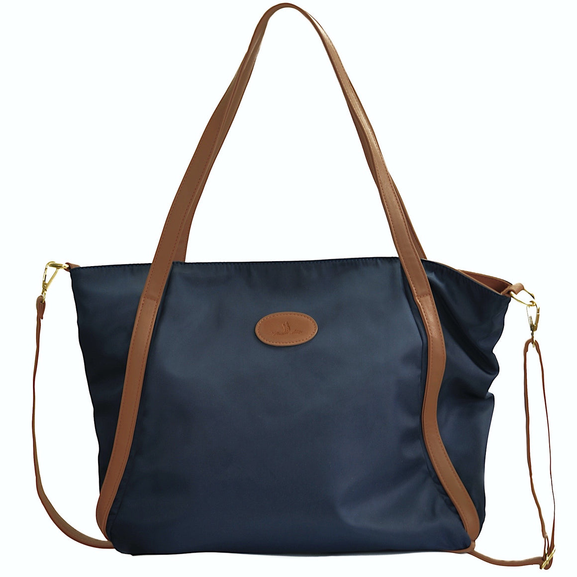 Thomas Cook Womens Riverdale Shopper Bag Navy/Tan T0S2956BAG