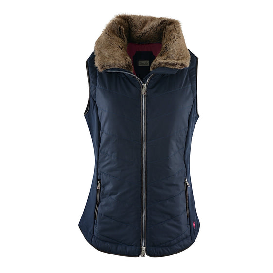 Thomas Cook Womens Tammy Vest Deep Blue