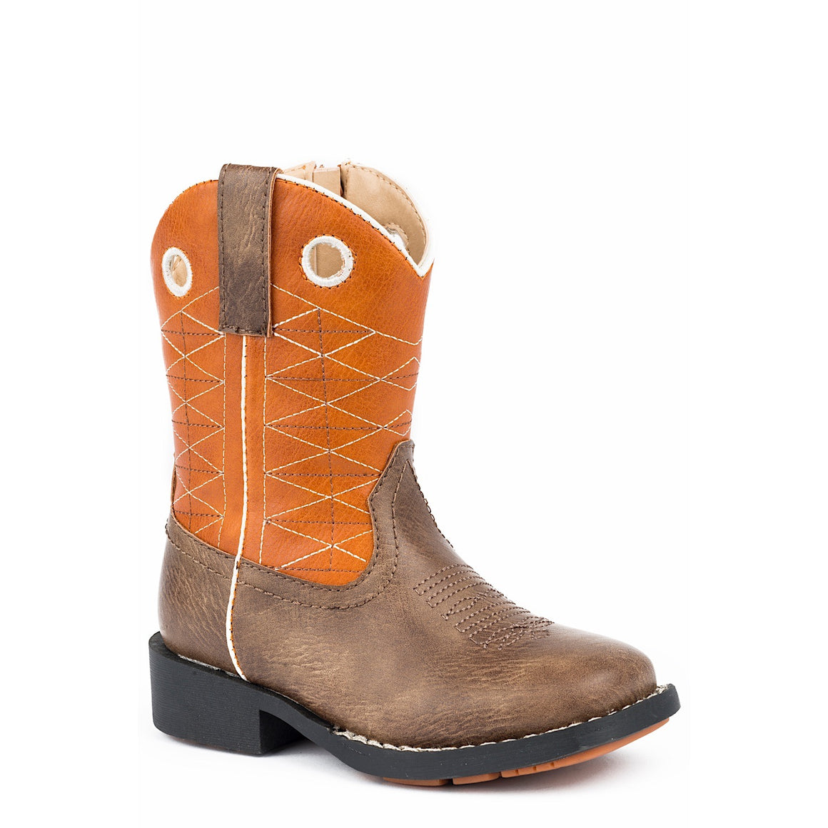 Roper TODDLER Boone Brown/Orange
