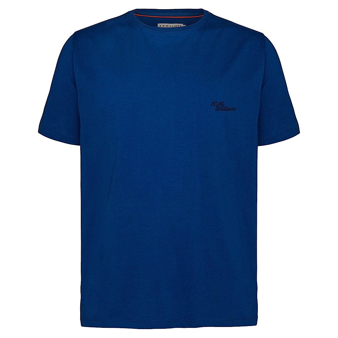 R.M.Williams Byron T - Shirt Blue