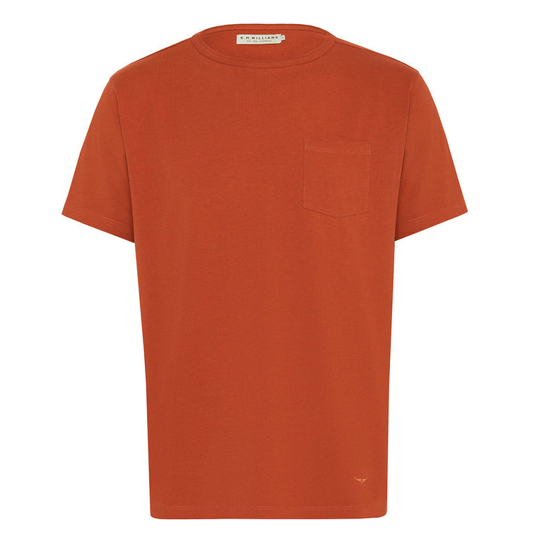 R.M.Williams Bells T - Shirt Russet