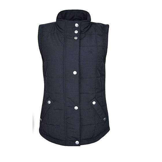 Thomas Cook Womens Hawkesbury River Vest Black