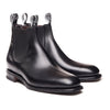 Tambo Boot Black with Comfort Leather Sole