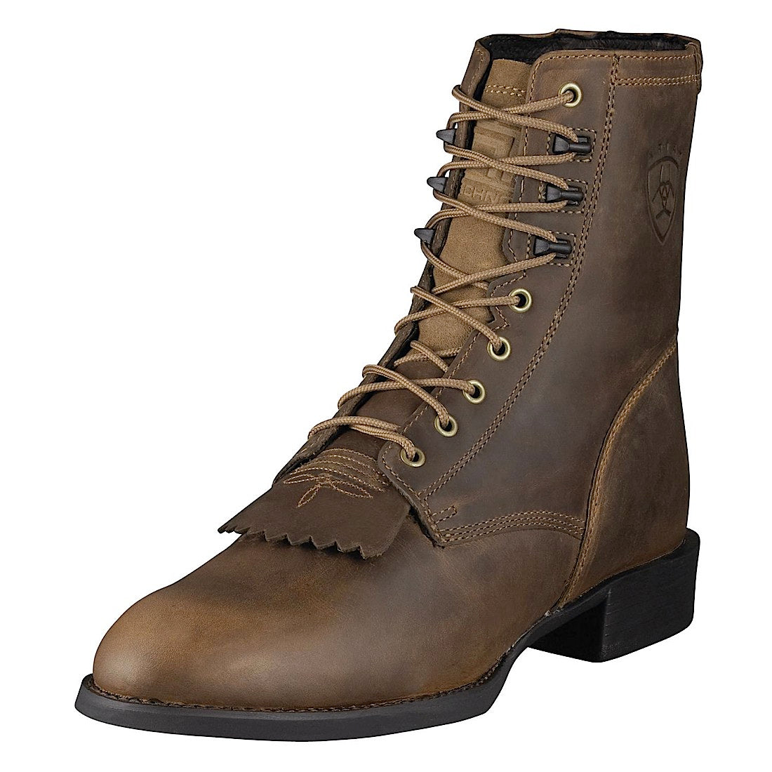 Ariat Mens Heritage Lacer, Distressed Brown