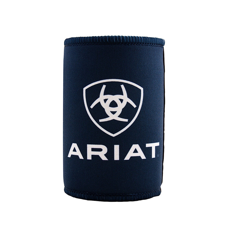 Ariat Stubby Cooler Navy/White