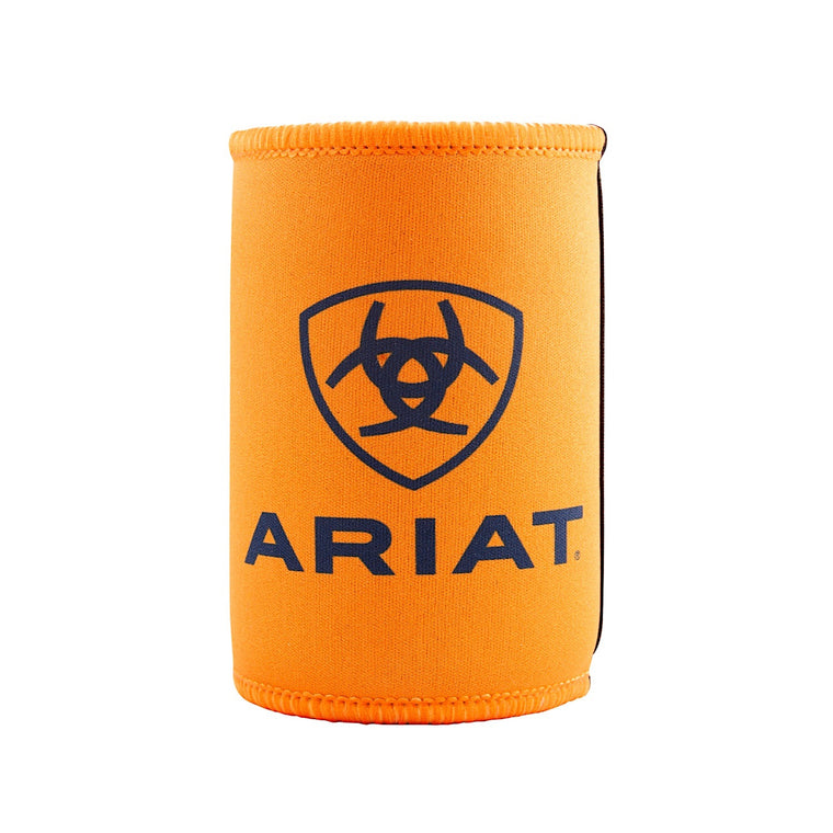 Ariat Stubby Cooler Orange/Navy