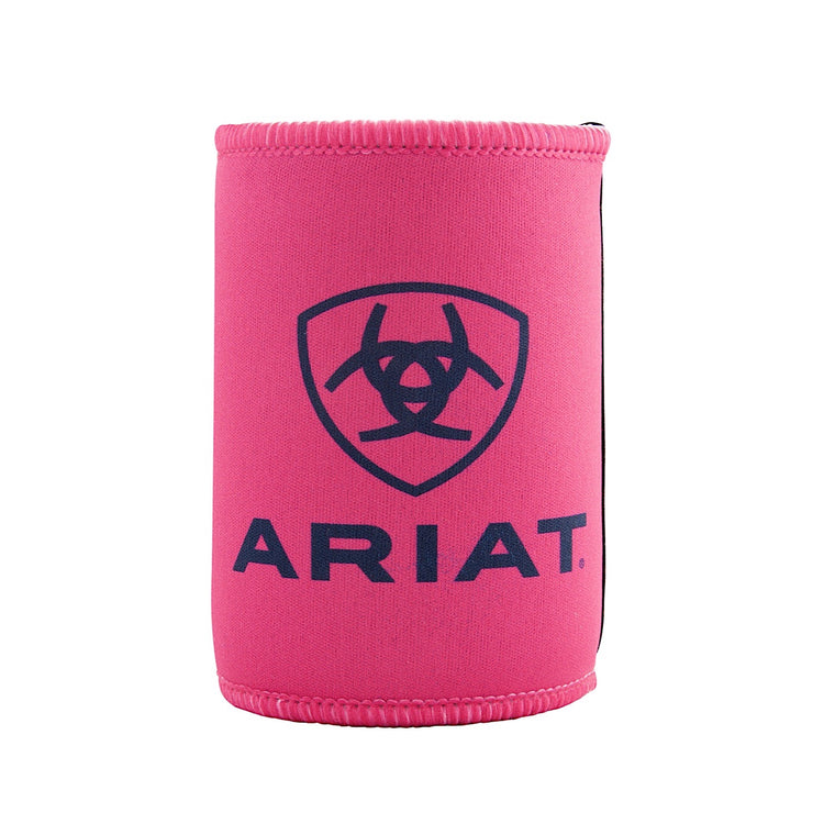 Ariat Stubby Cooler Pink/Navy