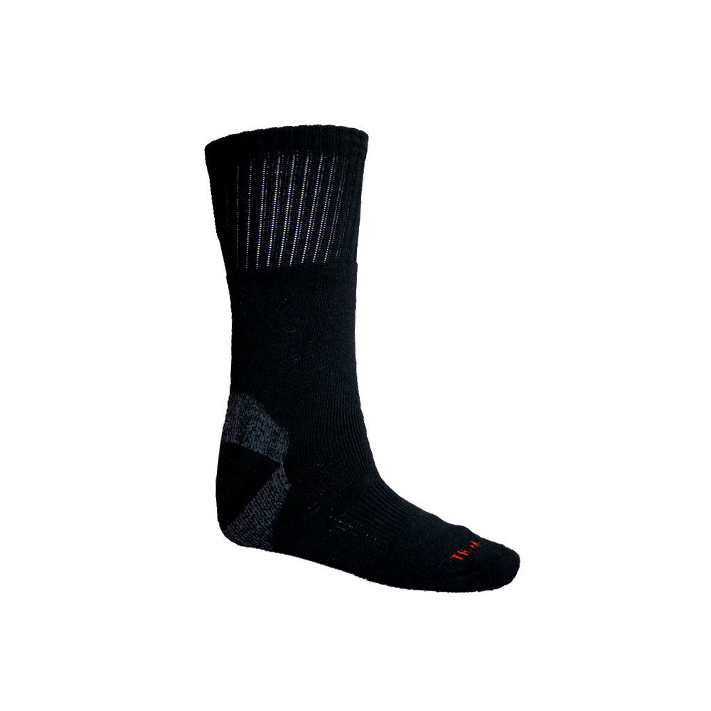 Thomas Cook Logo Socks - Twin Pack Black