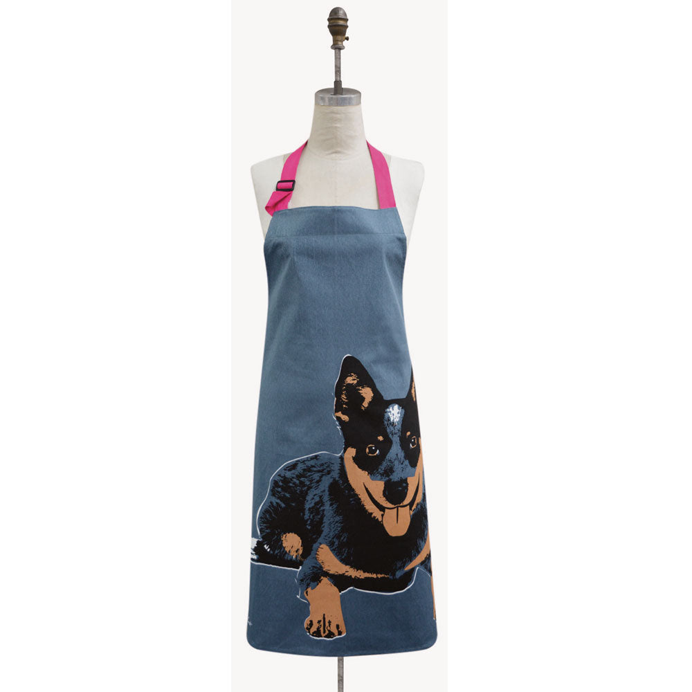 Thomas Cook Apron Blue Heeler