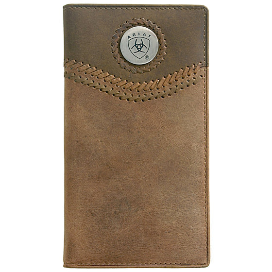 Rodeo Wallet- Chestnut / Brown
