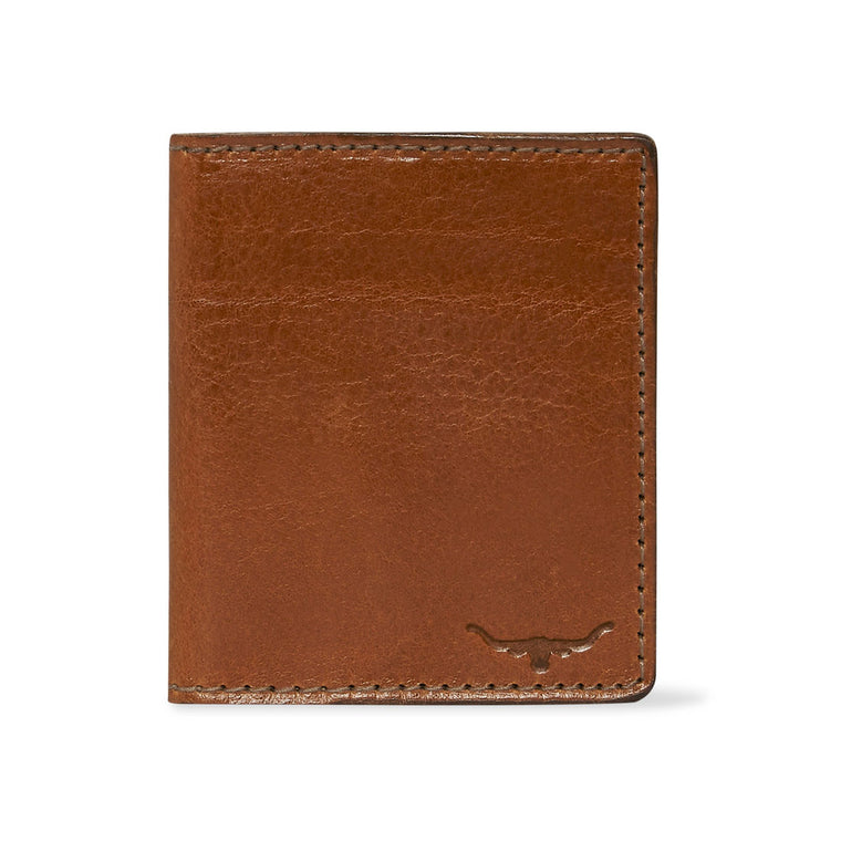 R.M.Williams Bush Leather Wallet Tan
