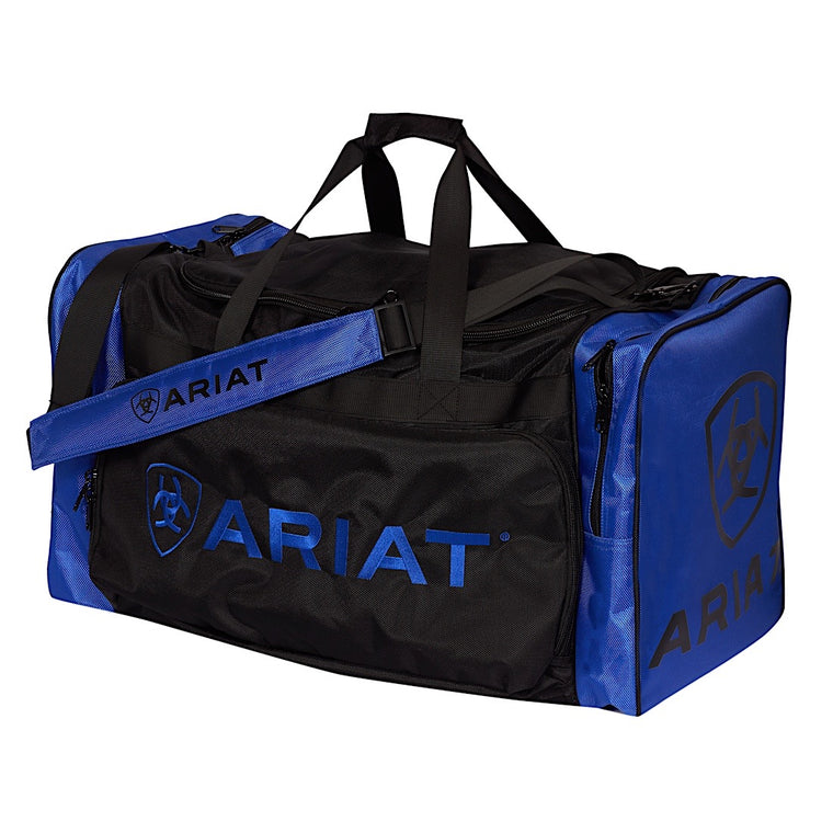Ariat Junior Gear Bag Cobalt/Black 4-500CB