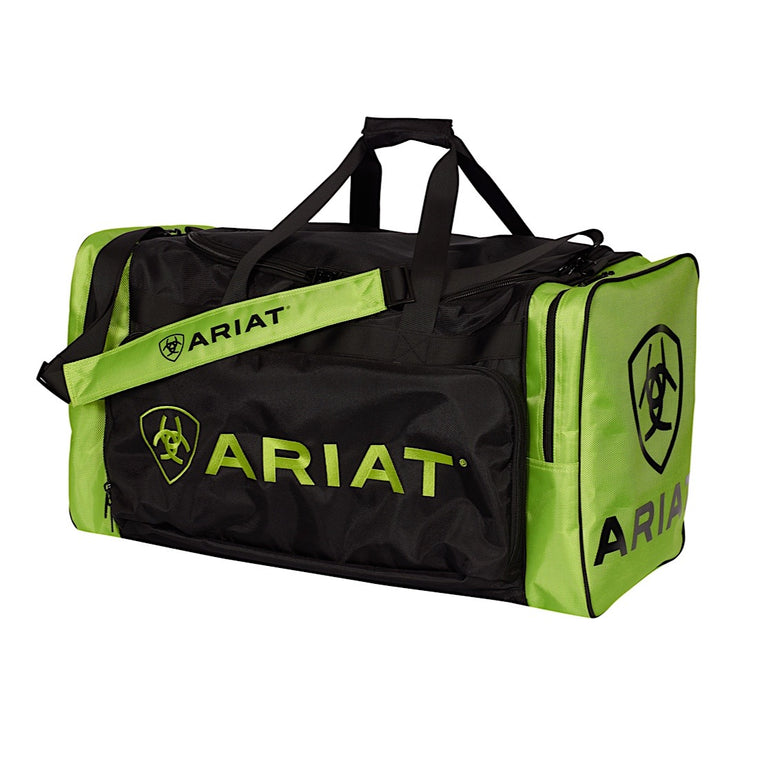 Ariat Junior Gear Bag Green/Black 4-500GR