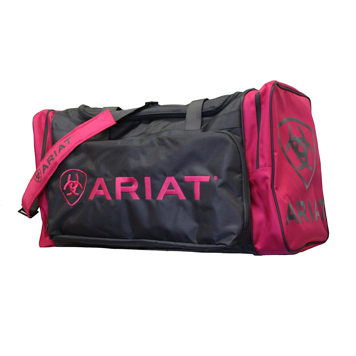 Ariat Gear Bag Pink/Charcoal NEW COLOUR