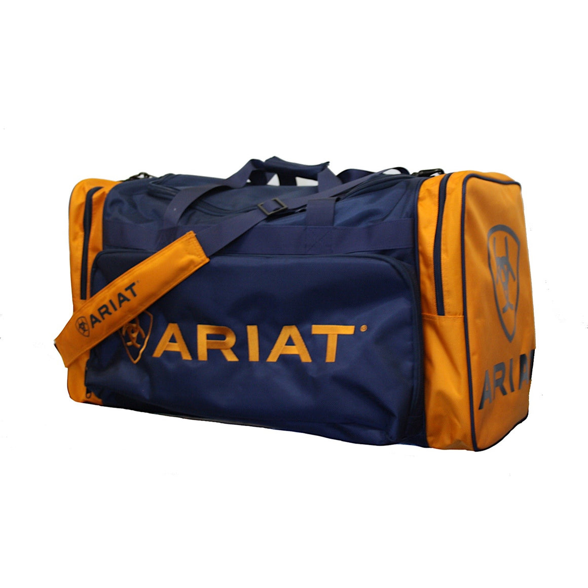 Ariat Gear Bag Orange/Navy 4-600OR