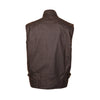 R.M.Williams Oilskin Ringer Vest