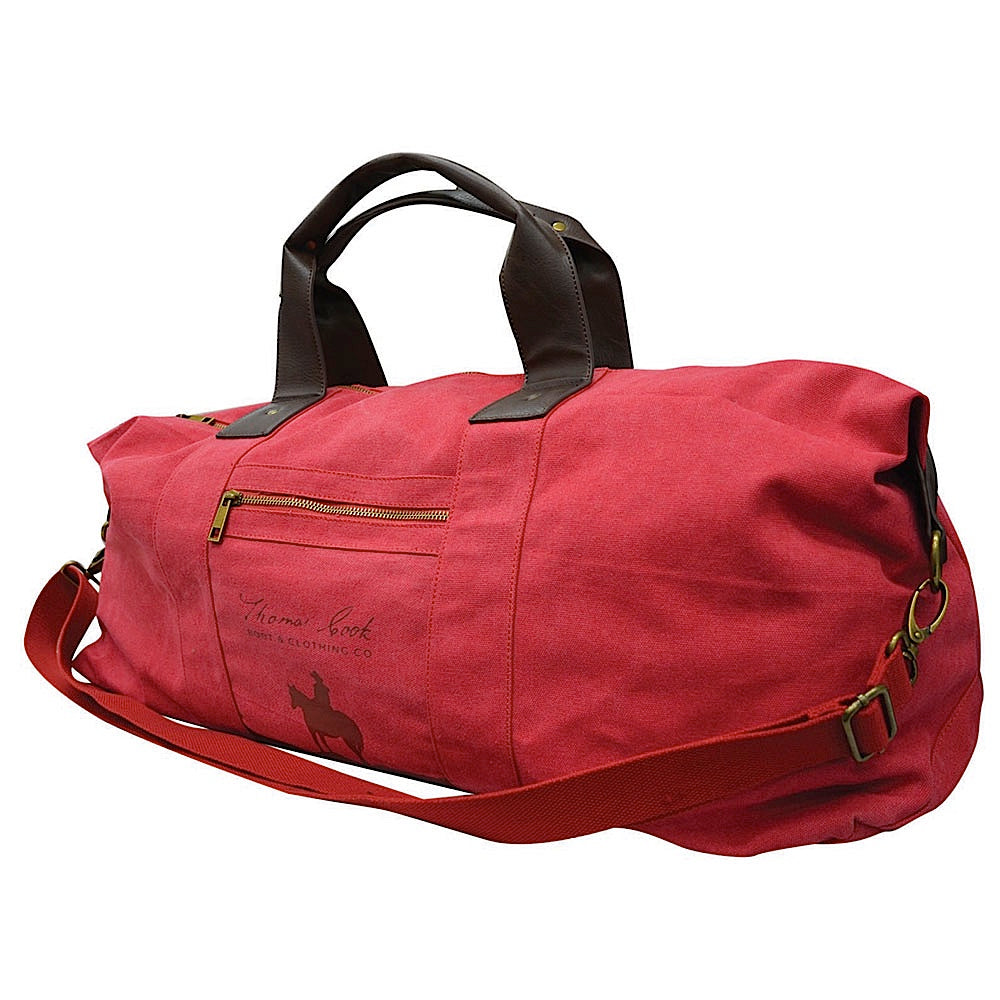 Thomas Cook Duffle Bag Tomato