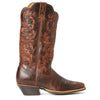 Twisted X Womens Western Chocolate/Chocolate