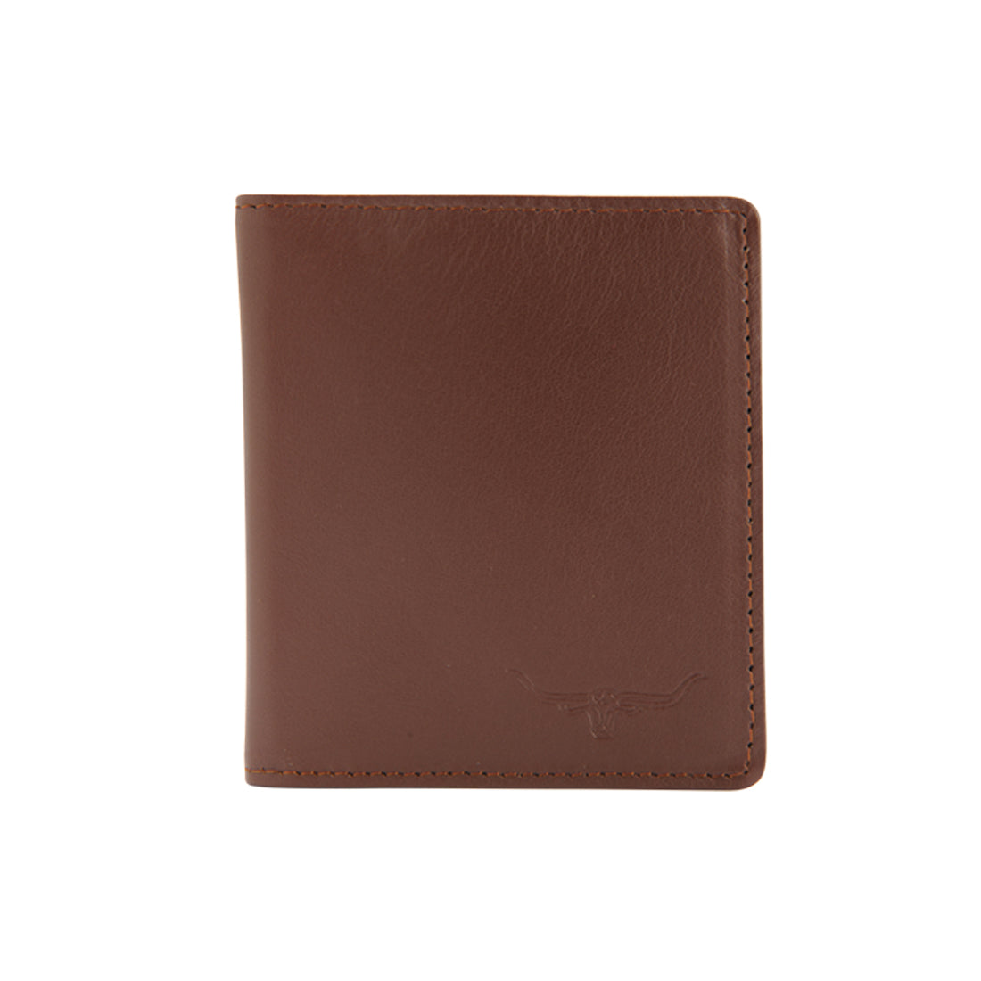 R.M.Williams Kangaroo Leather Brown Trifold-Wallet CG453.06