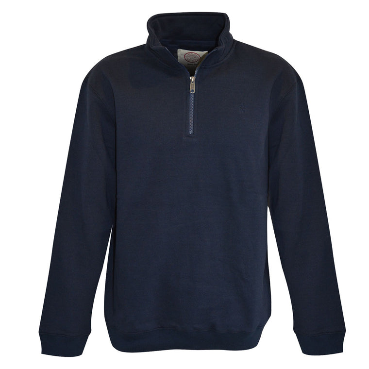 Thomas Cook Mens Flinders Fleece Top Dark Navy