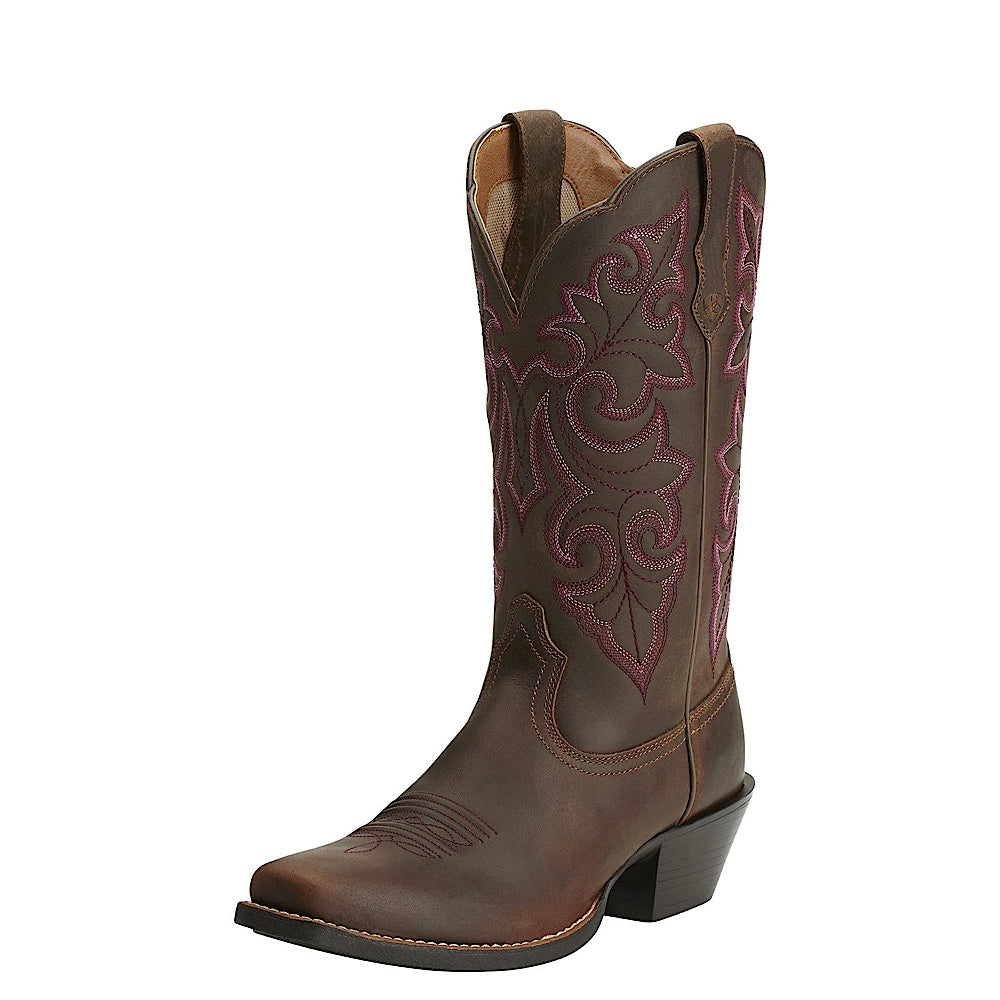 d9c12002529 Buy Women's Ariat Western Boots - Heritage Roper & More Styles - The ...