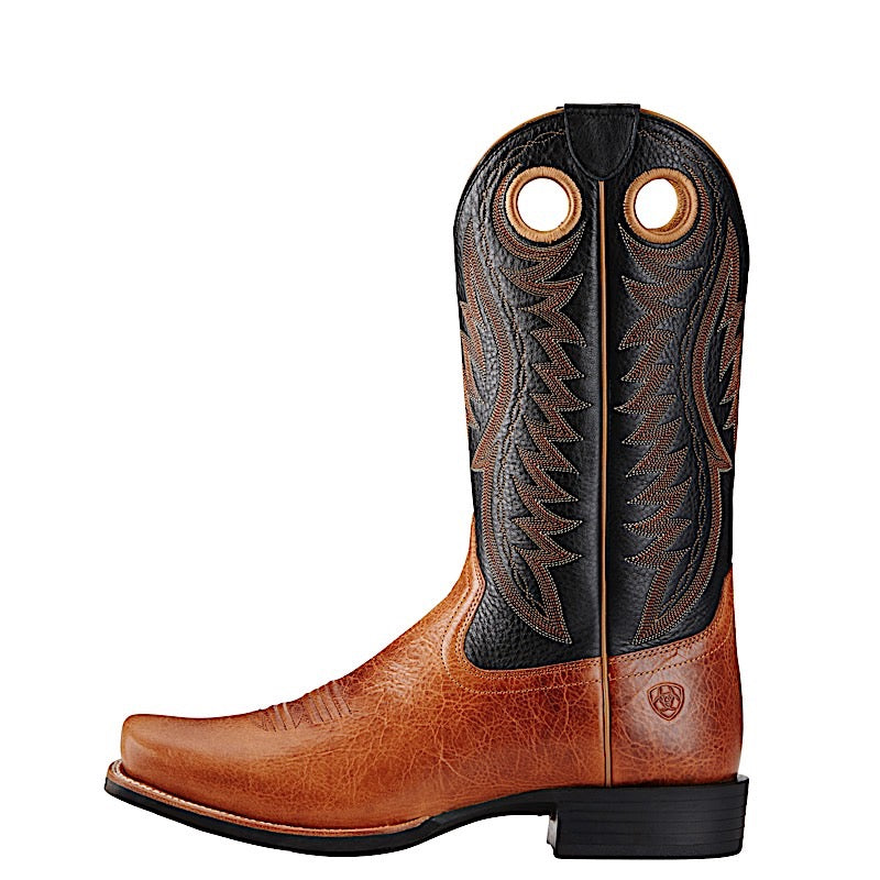 Ariat Mens Cutter Classic VX Gingersnap/Black Deertan
