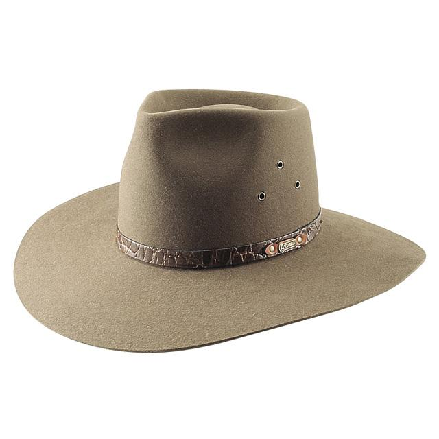 Akubra Colly Regency Fawn