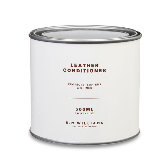 R.M.Williams Leather Conditioner 500 ml