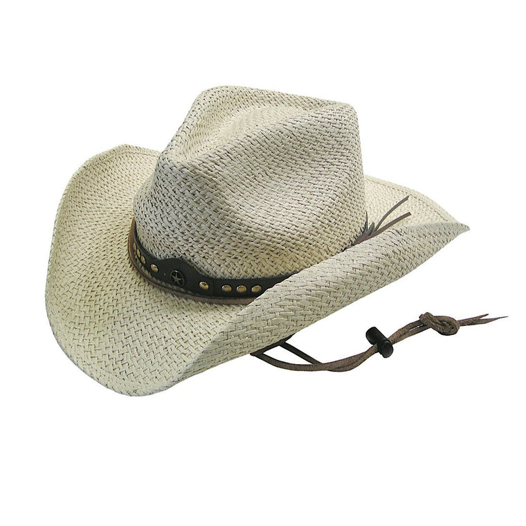 Wrangler 20X Tycoon Double Hat Cream